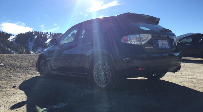 Main photo of Jimmy Chao's 2013 Subaru Impreza WRX