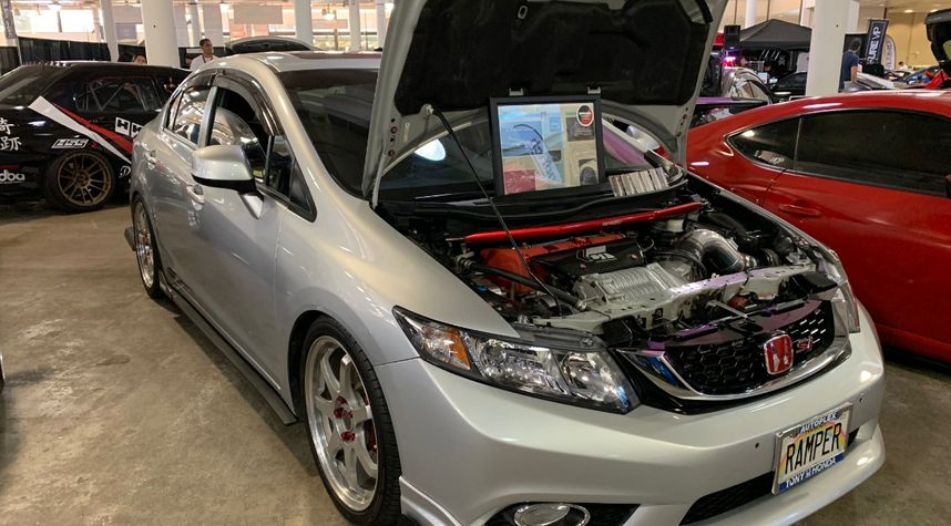 Main photo of Jordan Cardenas's 2013 Honda Civic