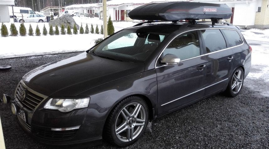 Main photo of Joni Kanerva's 2006 Volkswagen Passat