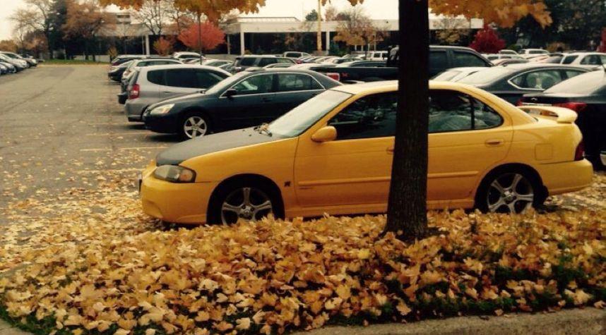 Main photo of Rodrigo Chicas's 2002 Nissan Sentra