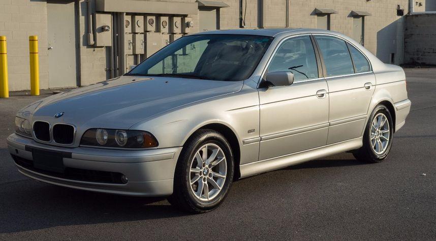 Main photo of Christopher Glafenhein's 2003 BMW 5 Series