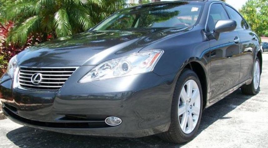 Main photo of Manny Fr's 2008 Lexus ES 350