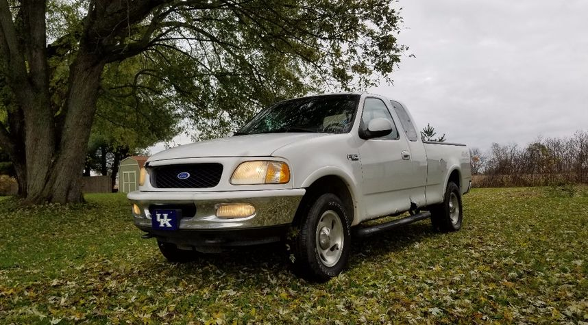 Main photo of Luke Haney's 1997 Ford F-150