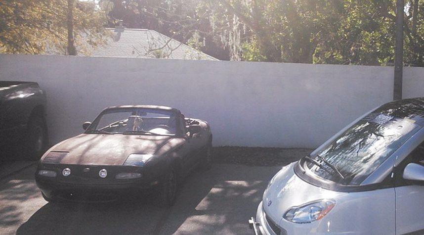 Main photo of Ian Bungart's 1995 Mazda MX-5 Miata