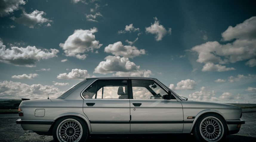 Main photo of Rich Scott's 1986 BMW 535