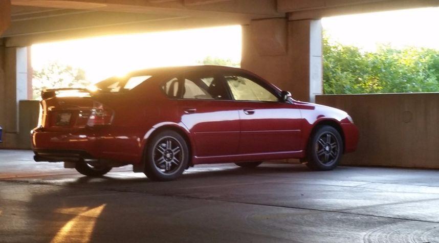 Main photo of Chase Polton's 2005 Subaru Legacy