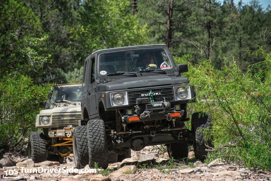 Scott Senko's 1987 Suzuki Samurai on Wheelwell