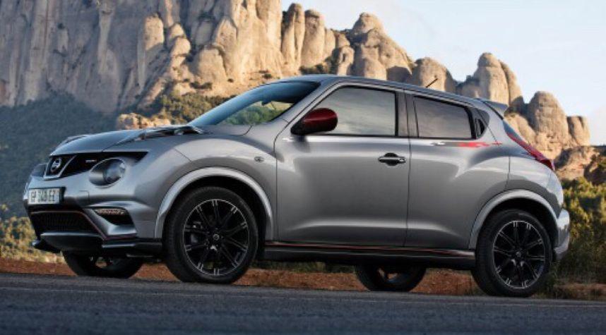 Main photo of Lee McCoy's 2014 Nissan Juke