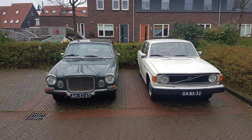 Main photo of Laurens Pegels's 1969 Volvo 164