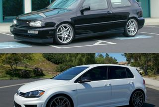 homepage tile photo for Back in a VW after 11 years since I sold my GTi VR6. Replaced...