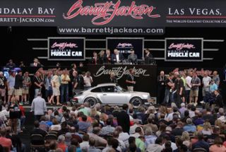 homepage tile photo for Flying to Vegas for the Barrett-Jackson auction this week!  This...