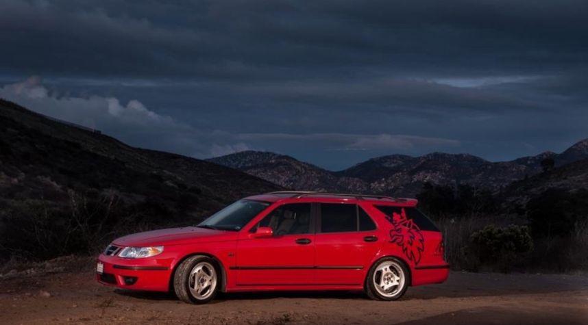 Main photo of Alan Izzo's 2004 Saab 9-5