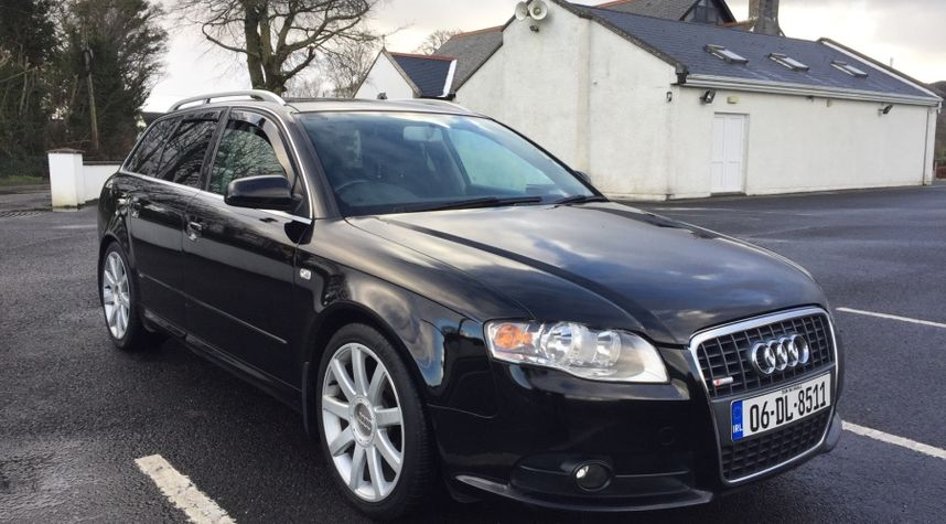 Main photo of Johnny C 's 2006 Audi A4