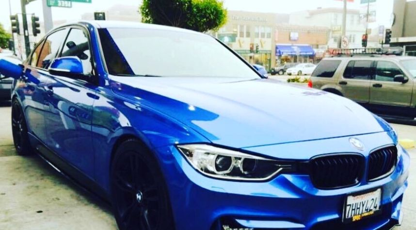 Main photo of Kittipong Diewwanich's 2014 BMW 3_Series