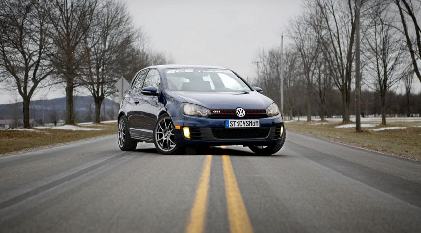 Main photo of Peter Coronato's 2012 Volkswagen GTI