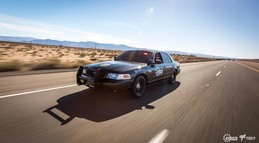 Main photo of Grant Liban's 2004 Ford Crown Victoria