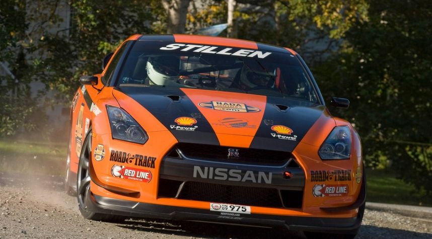 Main photo of STILLEN's 2009 Nissan GT-R