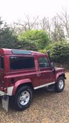 Thumbnail of Tom Mason's 2001 Land Rover Defender