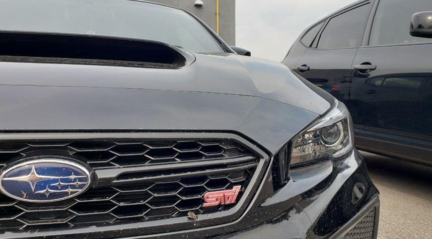 Main photo of Timothy So's 2019 Subaru STI`