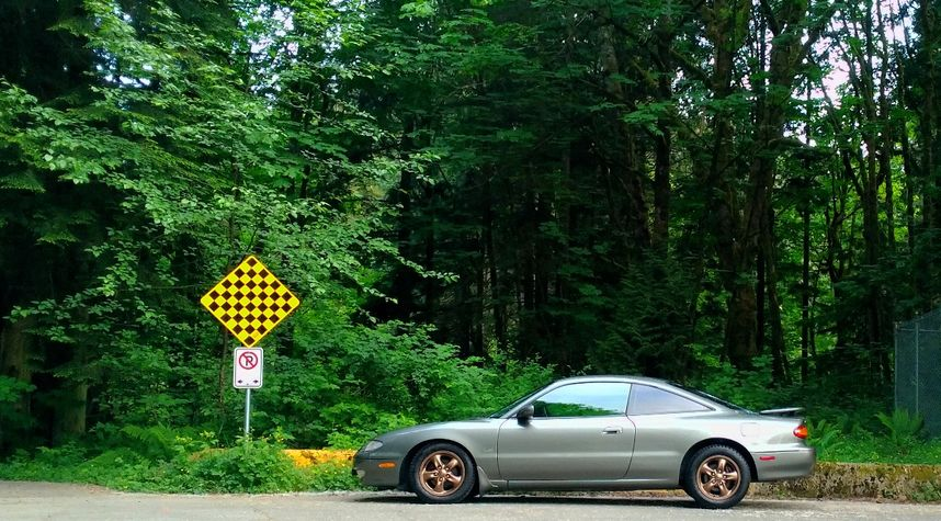 Main photo of Matt Dyck's 1997 Mazda MX-6