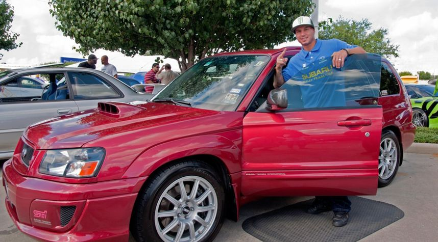 Main photo of Geoff Sloan's 2004 Subaru Forester