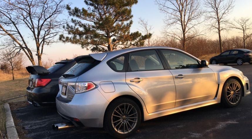 Main photo of Mikey Guedel's 2014 Subaru Impreza WRX