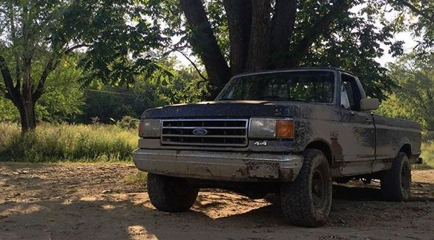 Main photo of Eric Pulley's 1989 Ford F150