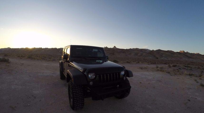 Main photo of Bruce Nguyen's 2014 Jeep Wrangler