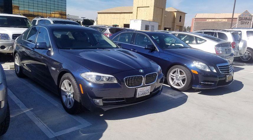 Main photo of Daniel Blasco's 2011 BMW 5 Series