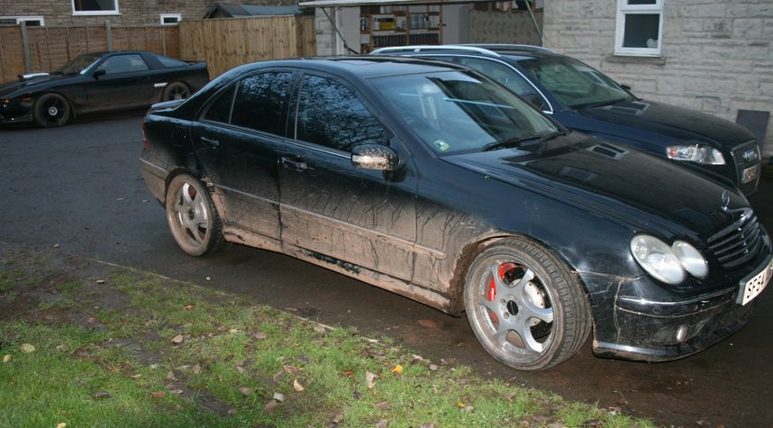 Main photo of Bobby Wright's 2004 Mercedes-Benz C-Class