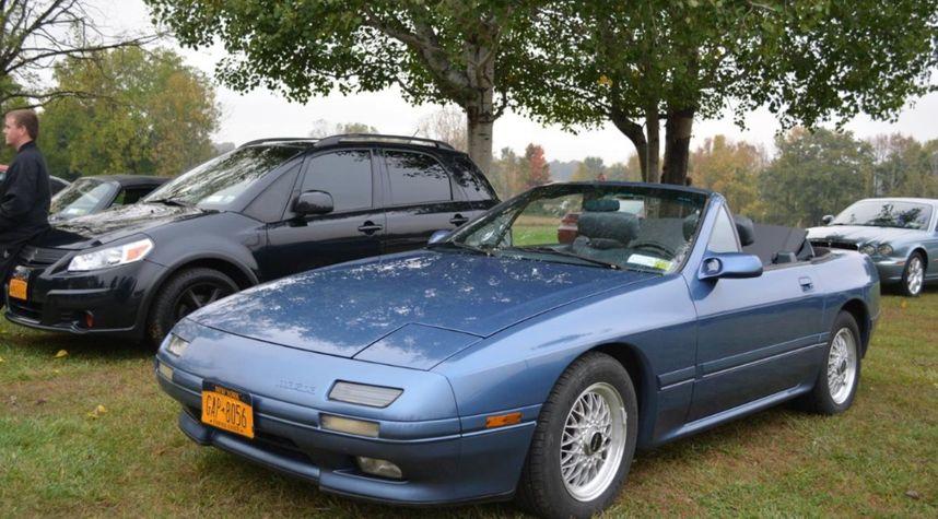 Main photo of James Nathan's 1990 Mazda RX-7