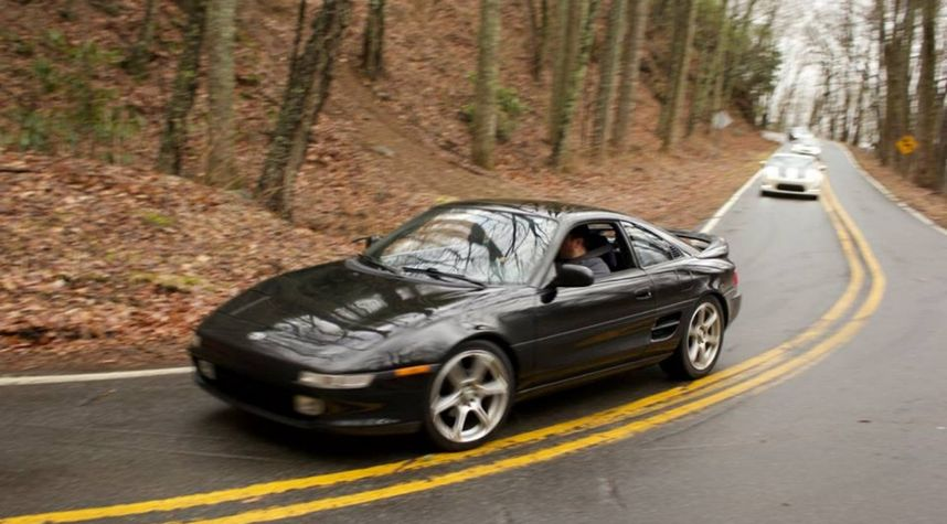 Main photo of Zeff Childress's 1991 Toyota MR2