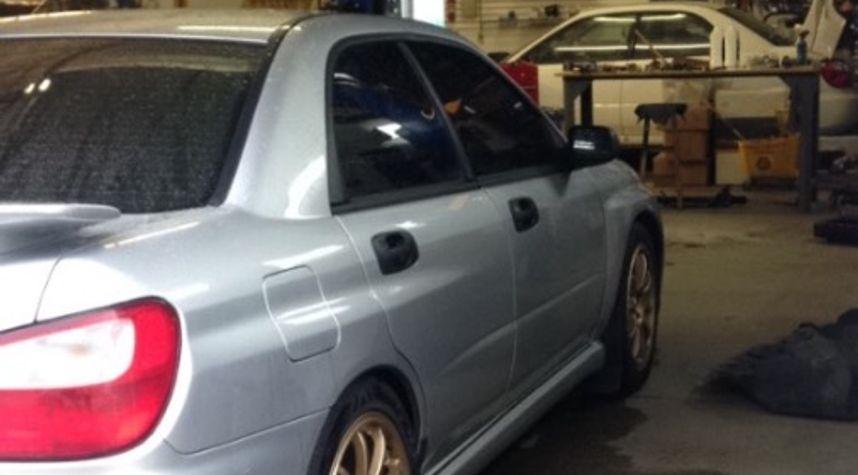 Main photo of Preston Dalton's 2003 Subaru Impreza WRX