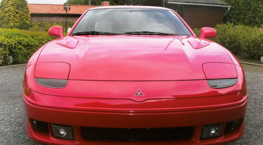Main photo of reggea ZX's 1993 Mitsubishi 3000GT