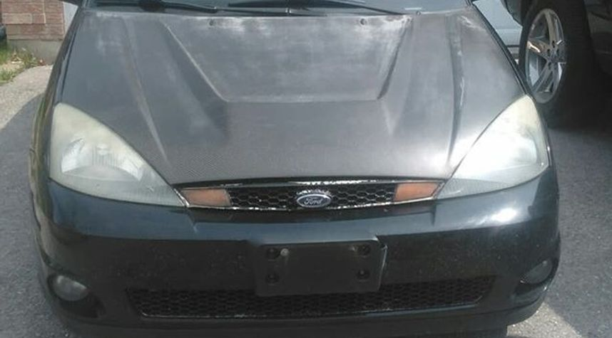 Main photo of Fred Webber's 2002 Ford Focus