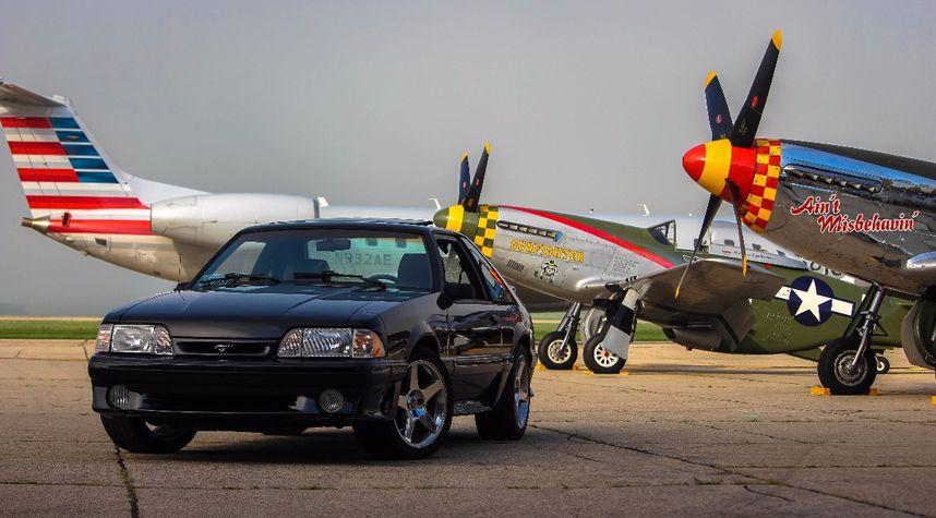 Main photo of Kristofer Alexander's 1987 Ford Mustang