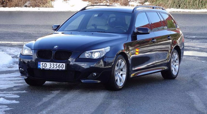 Main photo of Robert Kristensen's 2005 BMW 5 Series