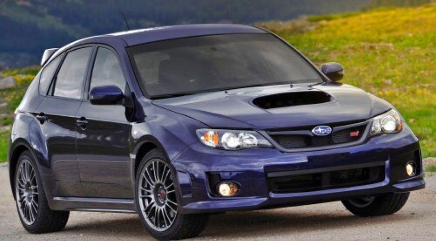 Main photo of Travis Dan's 2013 Subaru Impreza WRX