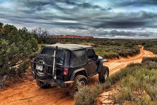 homepage tile photo for Moab Utah