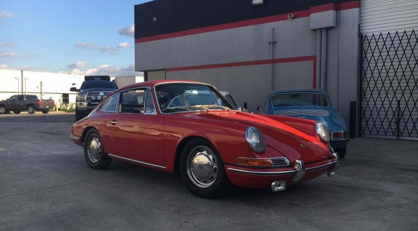 Main photo of Jimmy Ahmed's 1967 Porsche 912