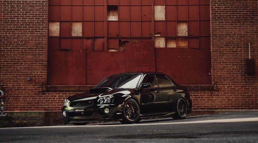 Main photo of Scott Fayer's 2004 Subaru WRX