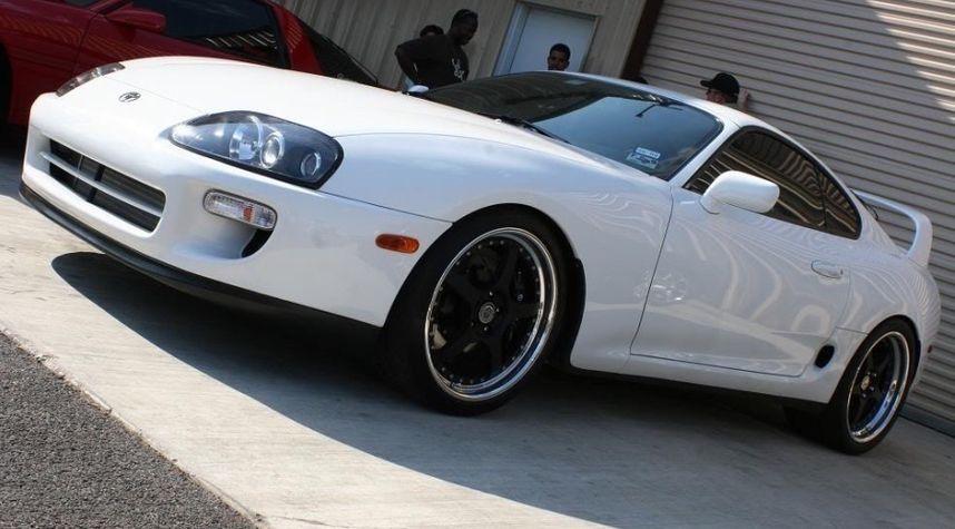 Main photo of Samuel Frank's 1998 Toyota Supra