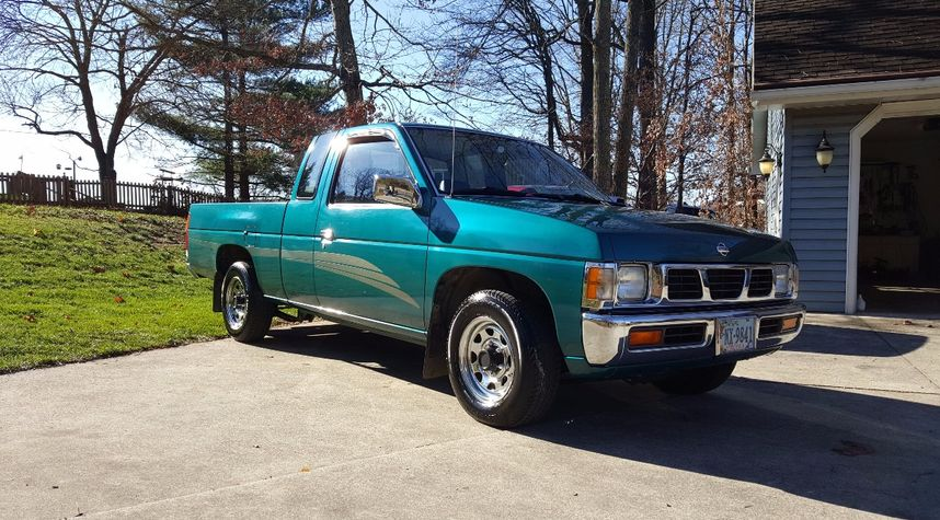 Main photo of Ryan Miller's 1995 Nissan Pickup