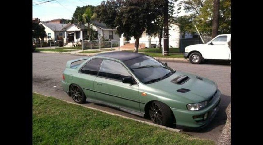 Main photo of Dalton Bates's 1995 Subaru Impreza