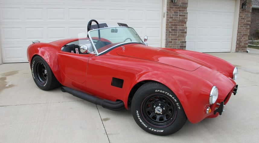 Main photo of Kyle Cobra's 2013 Factory Five MkIV Roadster