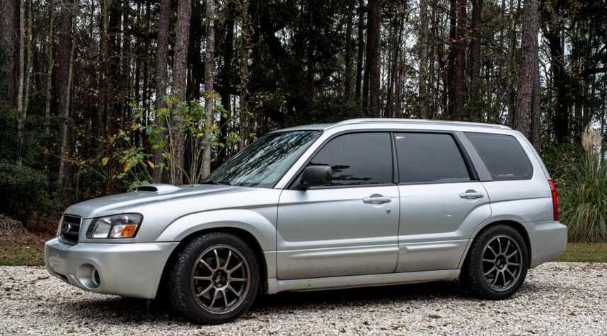 Main photo of Don Wright's 2005 Subaru Forester
