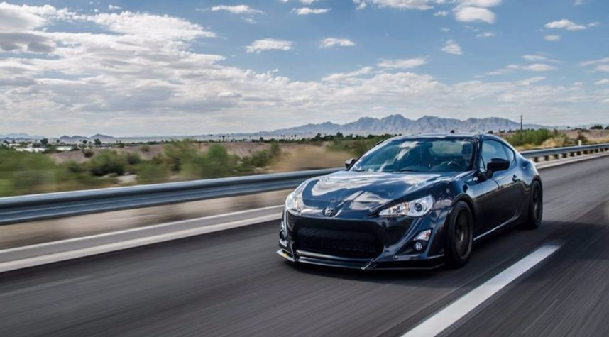 Main photo of Jake Zueger's 2013 Scion FR-S