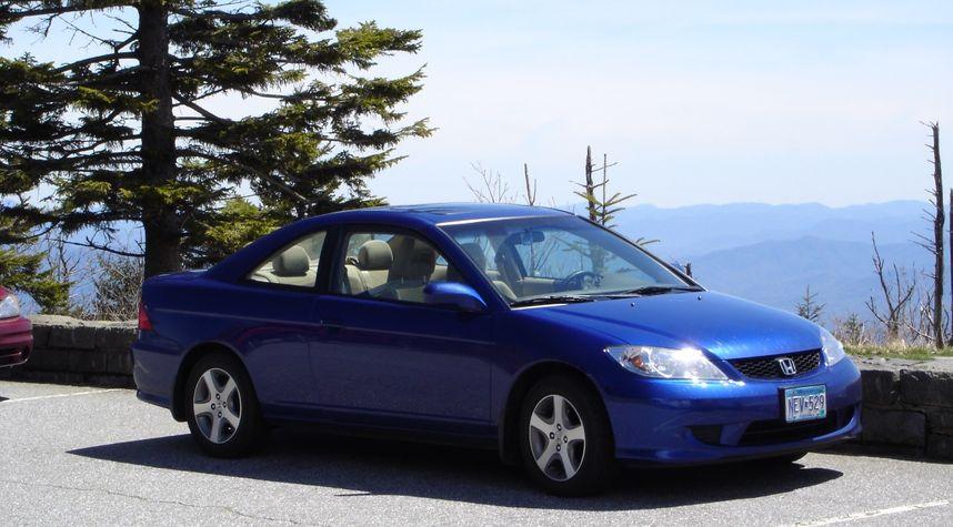Main photo of Chris Witkowski's 2004 Honda Civic