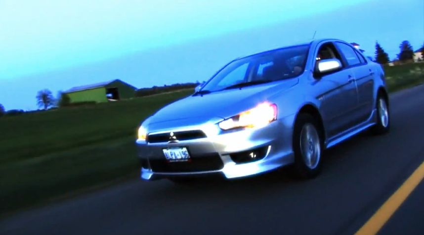 Main photo of Sean Fung's 2009 Mitsubishi Lancer