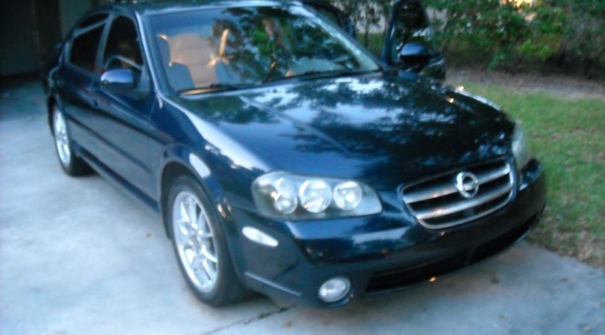 Main photo of Ryan Edison's 2002 Nissan Maxima